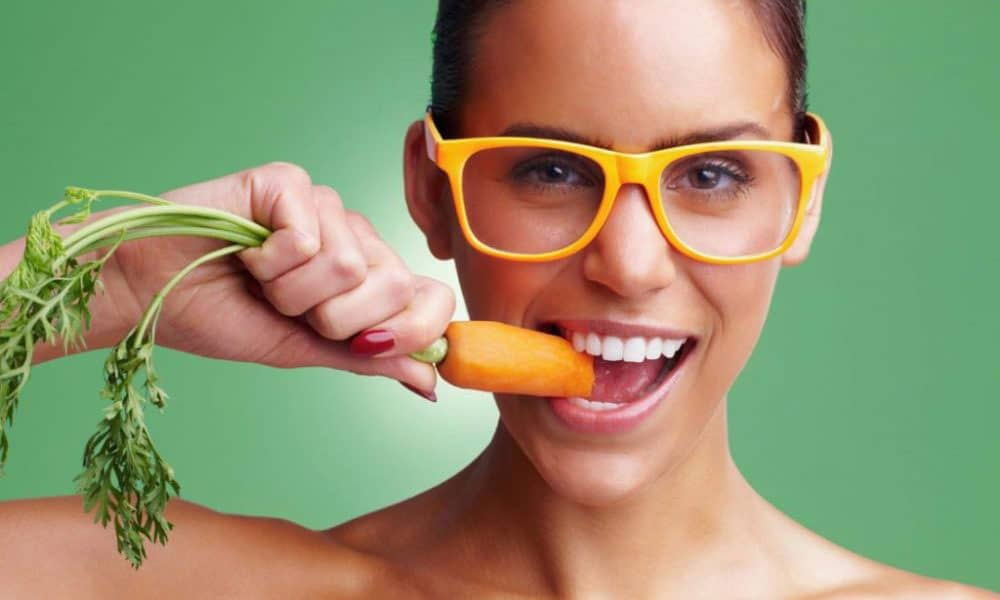 Foods For Healthy Eyesight