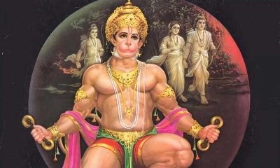 Lord Hanuman is still alive
