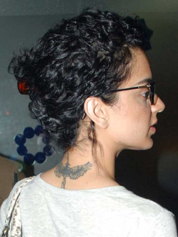 Bollywood actresses tattoos