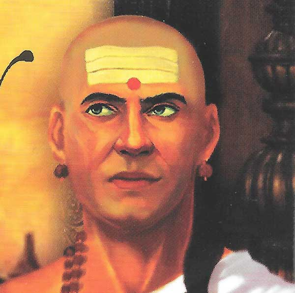 Chanakya death