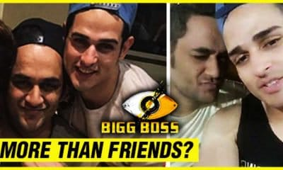 Vikas Gupta and Priyank Sharma