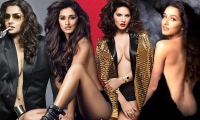 Bollywood actresses who posed nude