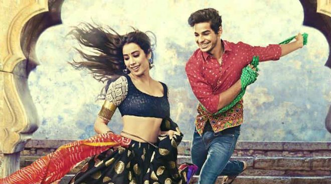 Twitter Reactions On Dhadak