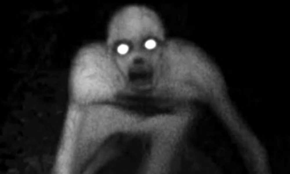 Scariest ghosts