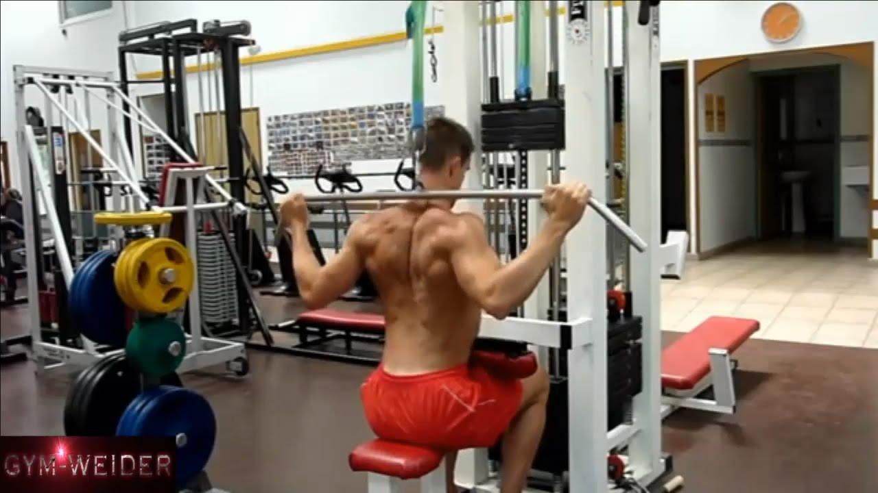 5 Exercises To Build Sexy Back For Men Youngisthan In