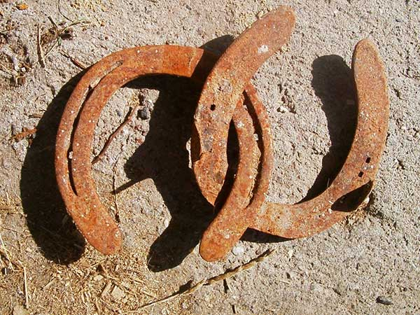 Hang Horseshoe