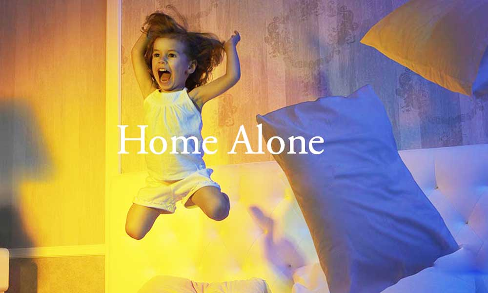 Fun things to do when you are alone at home