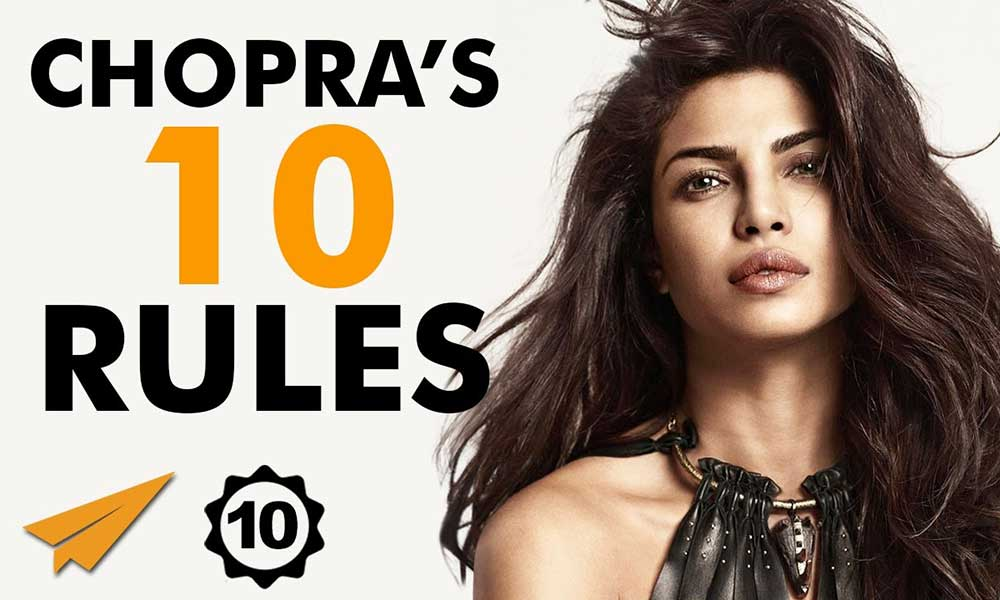 Priyanka Chopra rules to success