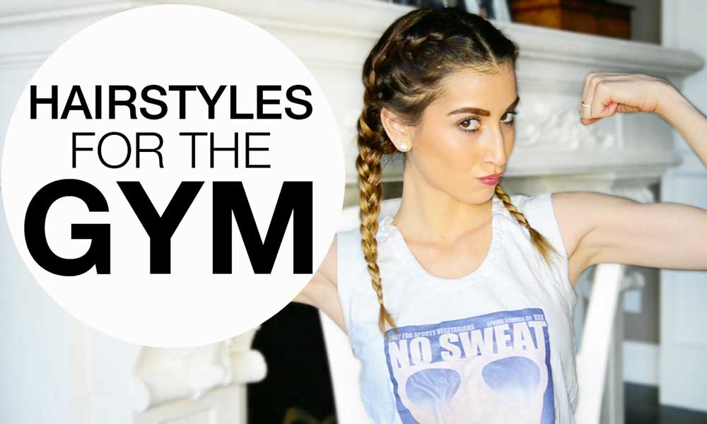via0.com - Gym Hairstyles To Work Out In Style And Inspire others