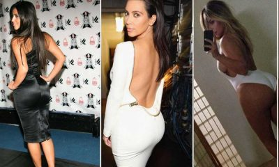 Celebs who are famous for their body parts
