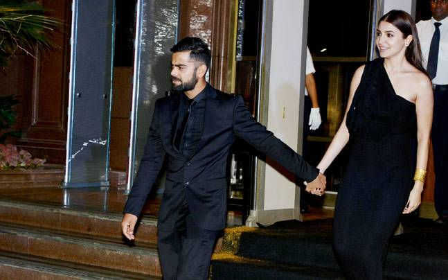 Virat and Anushka in South Africa