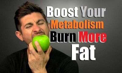 ways to boost up metabolism