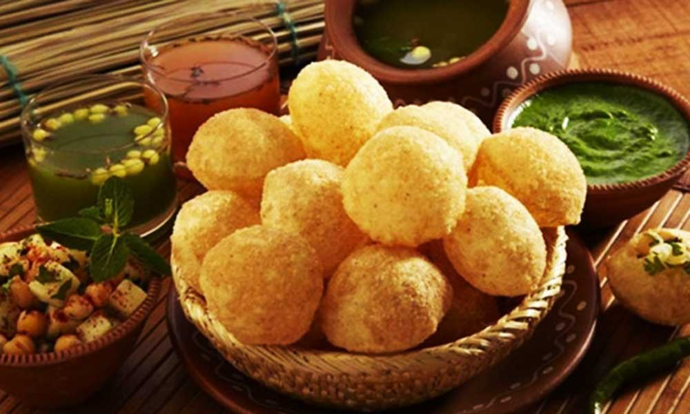via0.com - Pani Puri Names - Your Cult Favorite Pani Puri Has 10 Different Names!