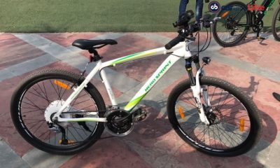 Hero Lecro E-bike