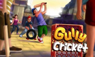 Gully cricket rules