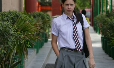 Convent school girls