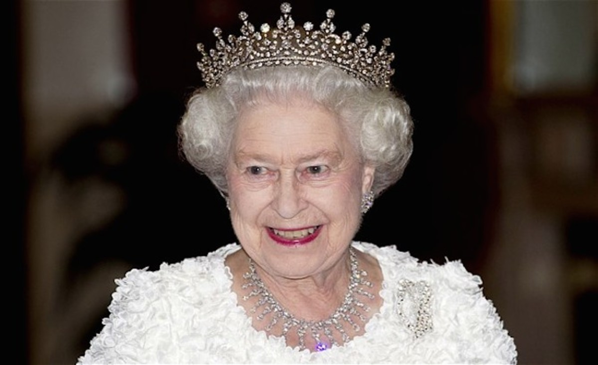 Queen Elizabeth diet