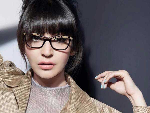 Celebs who made glasses look sexy