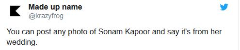 #SonamKiShaadi