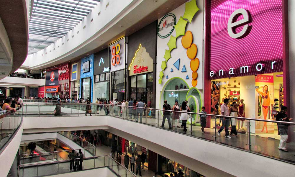 Shopping Malls of India
