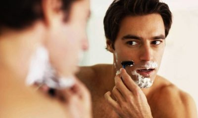 Mistakes men make while shaving