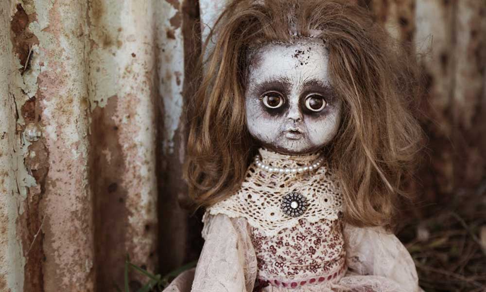 Real life haunted dolls stories