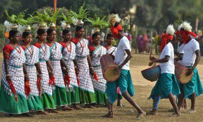 Santhal tribes