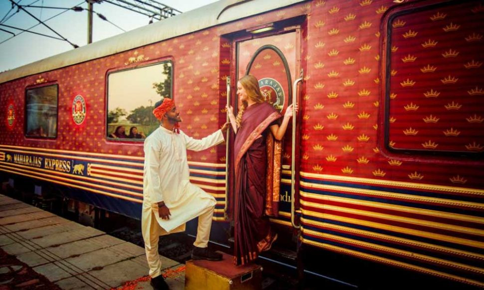Shahi Maharaja train