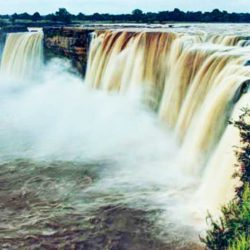 Waterfalls in MP