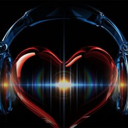 Listening to music excessively