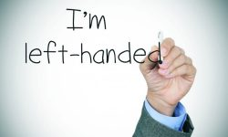 Top Facts About The Left Handed Individuals