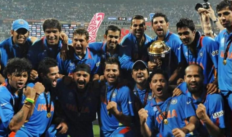 Moment of Indian cricket