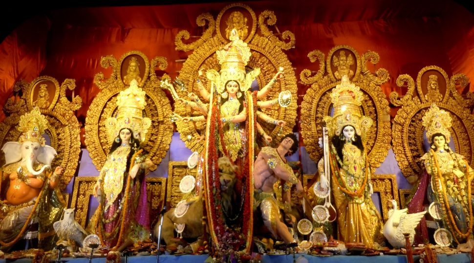 Weapons of Maa Durga