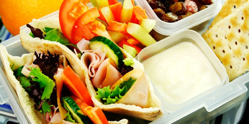 Office lunch box ideas