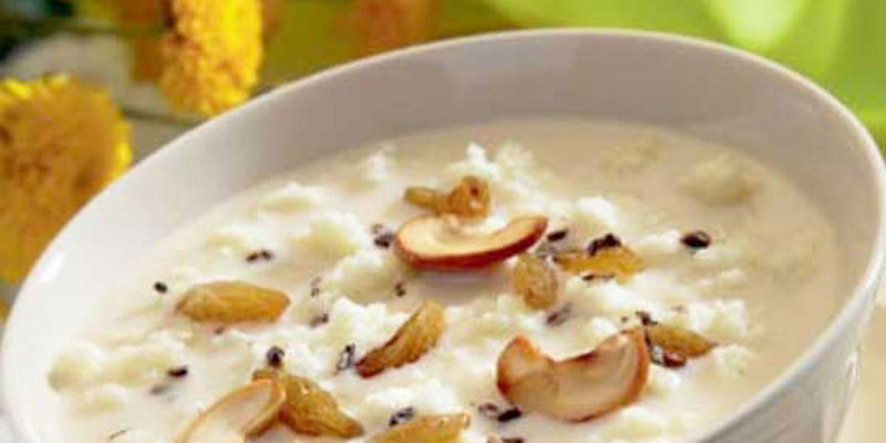 kheer recipes