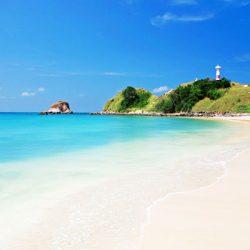 Unexplored beaches
