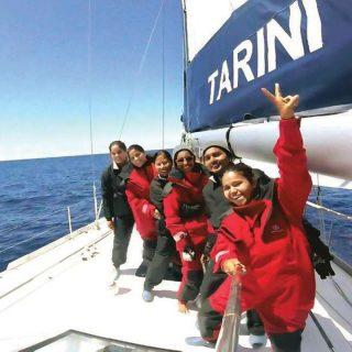 Tarini Voyage