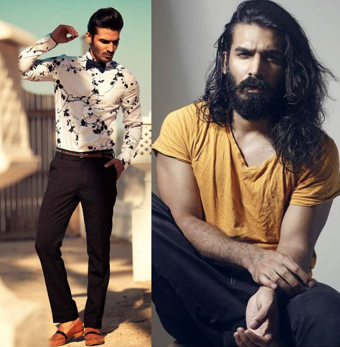 Male models of India 2018