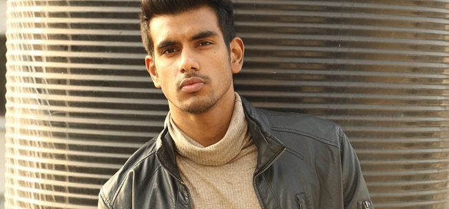 Male models of India
