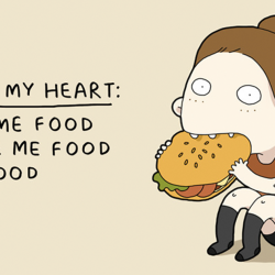 Dating a foodie