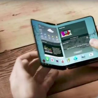 Foldable Android Phone
