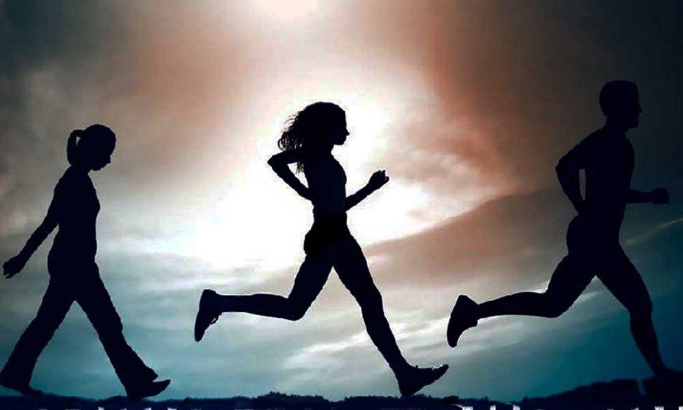 Running Walking