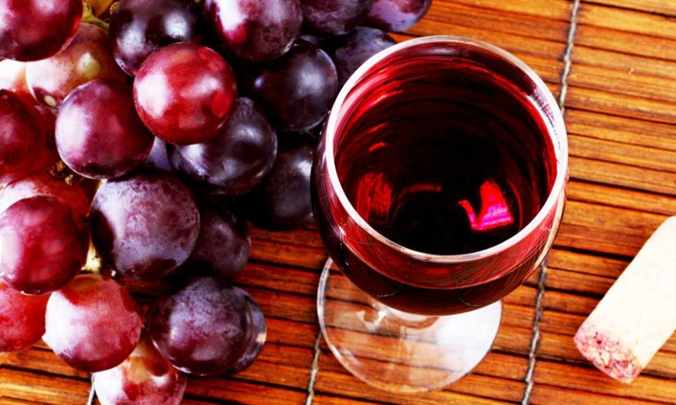 Resveratrol Wine Contains Resveratrol Boon To Alcoholic