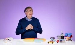 Look At The Way How Bill Gates Uses Toys To Educate Us On Climate Change