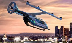 Flying Taxis: The Future of Transport