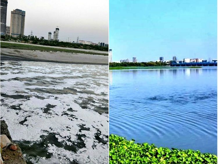 Yamuna-Riverpollution-free