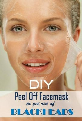 diy-face peeling packs