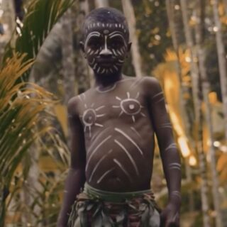 african tribe people
