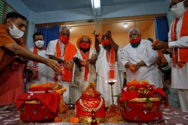 Ayodhya Temple Crowns Struggle Of Five Centuries Of Hindus