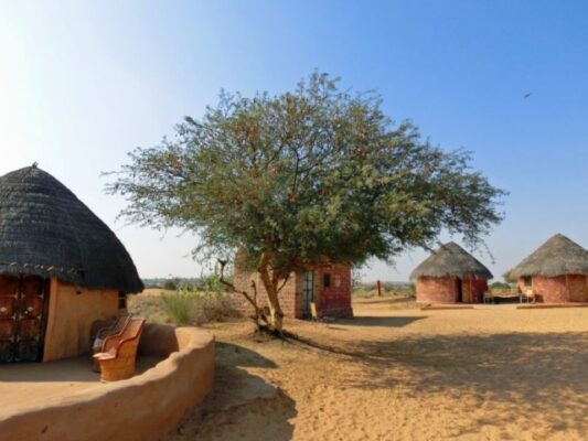 Indian traditional village 1